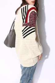 Few Moda Tunic Sweater - Front cropped