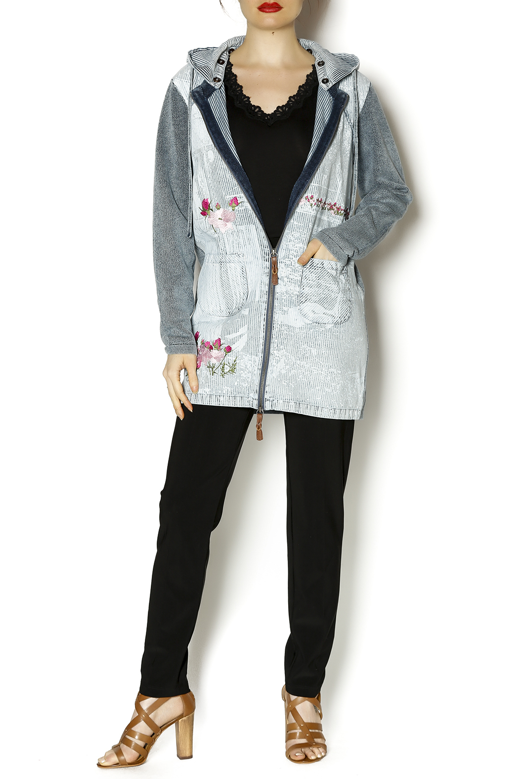 Shop for denim sweater jacket online at Target. Free shipping on purchases over $35 and save 5% every day with your Target REDcard.