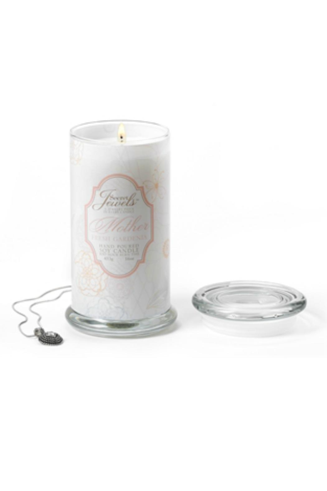 Giftcraft Inc.  Secretjewels Mother Candle - Main Image