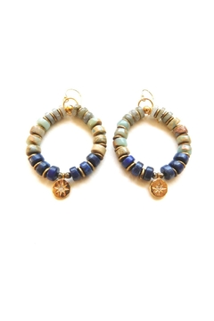 Shoptiques Product: Fibonacci Hoops