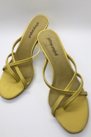 Jeffrey Campbell Ficelle Strappy Mule - Product Mini Image
