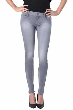 Shoptiques Product: Ace Chrome Skinny Jeans