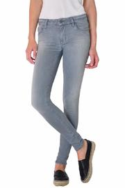 Fidelity Denim Ace Slightly Distressed Jean - Product Mini Image