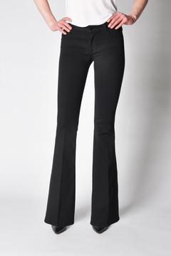 Shoptiques Product: Black Saffron Flare Pants