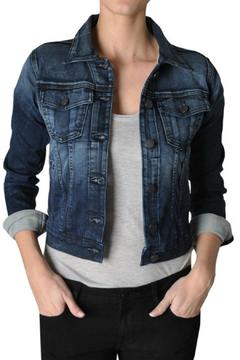 Shoptiques Product: Blue Jean Jacket