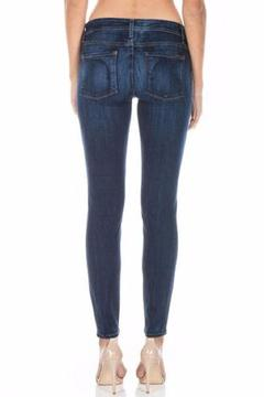 Shoptiques Product: Skinny Blue Jean
