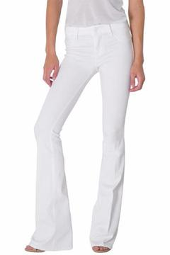 Shoptiques Product: White Flare Jean