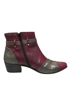 Shoptiques Product: Leather Ankle Boot