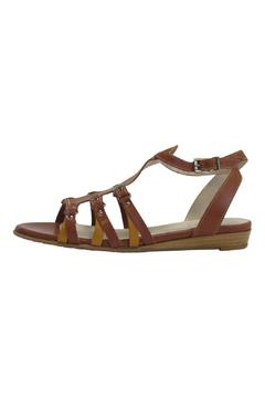 Shoptiques Product: Strappy Leather Sandals