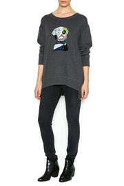 Lisa Todd Fido Crew-Neck Sweater - Side cropped
