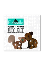 Fidoodle Forest Fauna Kit - Product Mini Image