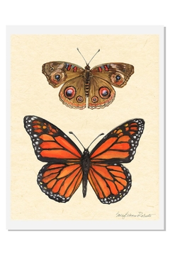 Sally Eckman Roberts Field Guide Butterfly2 - Alternate List Image