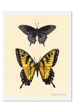 Sally Eckman Roberts Field Guide Butterfly3 - Alternate List Image