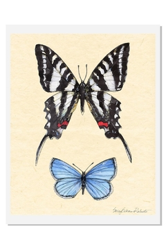 Shoptiques Product: Field Guide Butterfly4