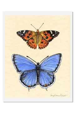 Sally Eckman Roberts Field Guide Butterfly5 - Alternate List Image