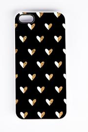 Field Trip Hearts Iphone5 Case - Front full body