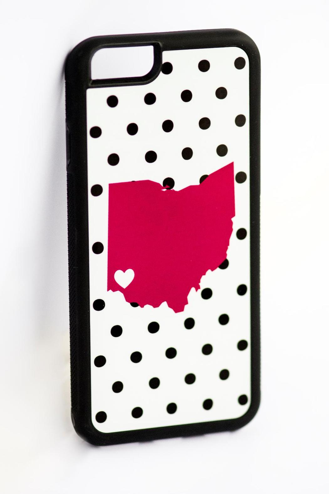 Field Trip Ohio Dots Iphone6 - Front Full Image