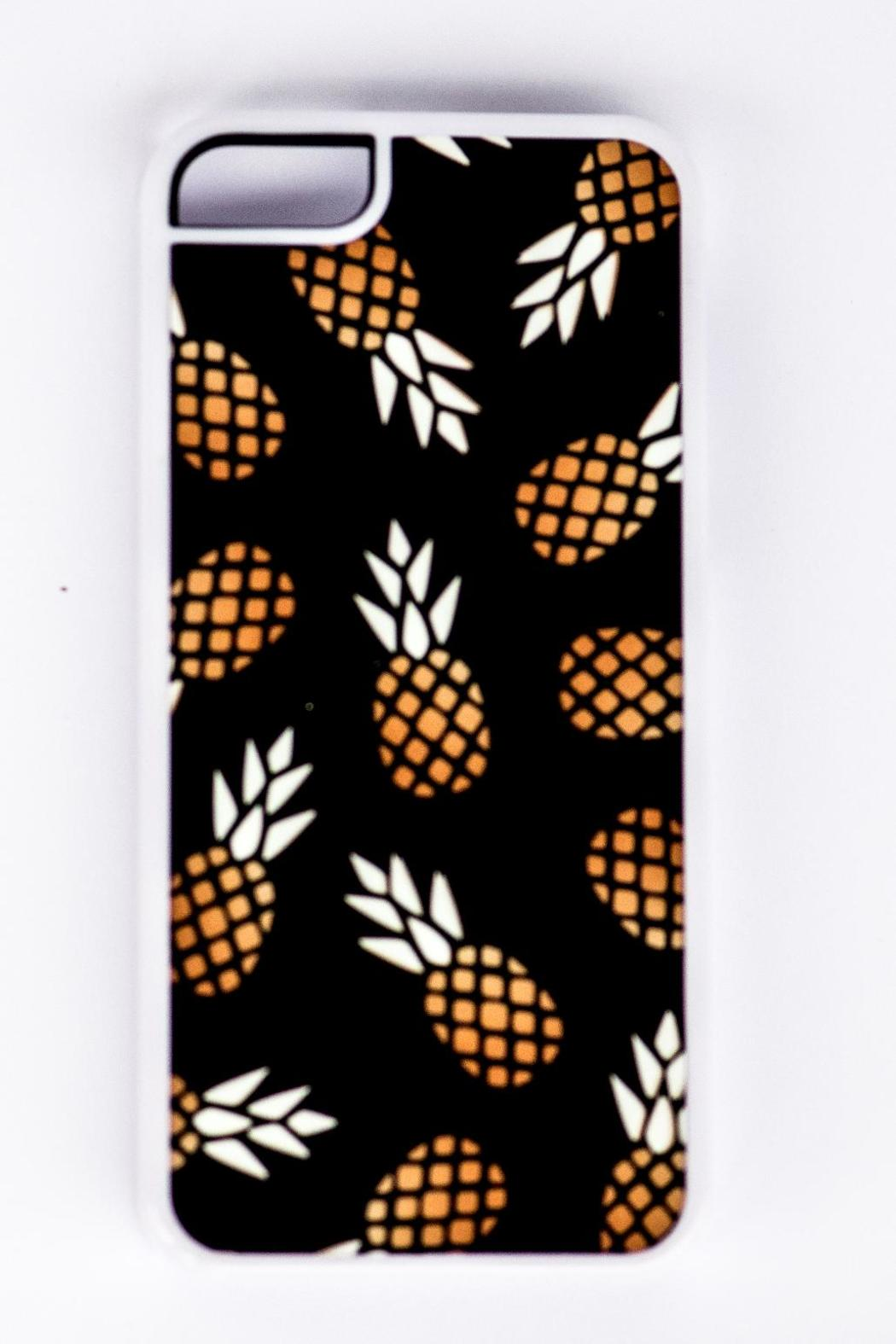 Field Trip Pineapple Iphone 5c Case - Front Full Image