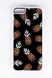 Field Trip Pineapple Iphone 5c Case - Front cropped