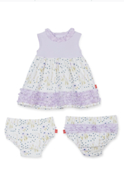 Magnetic Me Fieldston Magnetic Dress and Diaper Cover Set - Product Mini Image
