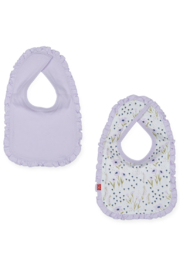 Magnetic Me Fieldston Magnetic Reversible Bib - Front cropped