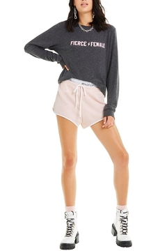 955d90e5337ae ... Wildfox Fierce Female Sweatshirt - Product List Image