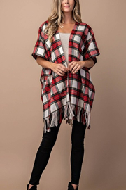 KORI AMERICA Fierce In Flannel - Product Mini Image