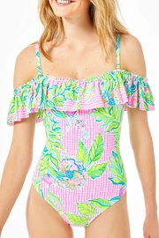 Lilly Pulitzer  Fiesta One-Piece Swimsuit - Product Mini Image