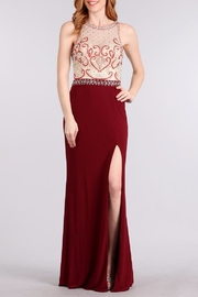Fiesta Sheath Prom Dress - Product Mini Image