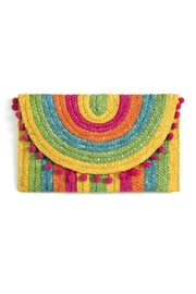 Shiraleah Fiesta Straw Clutch - Product Mini Image