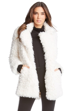 Fifteen Twenty Faux Fur Jacket - Product List Image