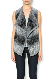 Fifteen Twenty Reversible Mohair Vest - Product Mini Image