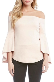 Fifteen Twenty Bell Sleve Top - Front cropped