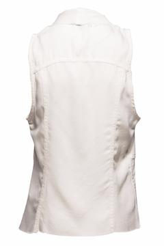 Shoptiques Product: Cream Drape Vest