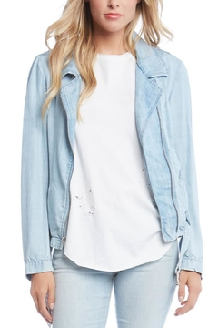 Fifteen Twenty Denim Moto Jacket - Product List Image