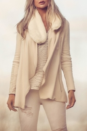Fifteen Twenty Drape Jacket - Front cropped