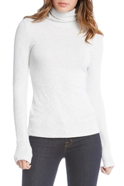 Fifteen Twenty Exaggerated Turtleneck - Front cropped