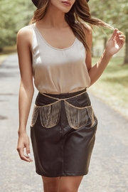Fifteen Twenty Side Slit Tank - Product Mini Image