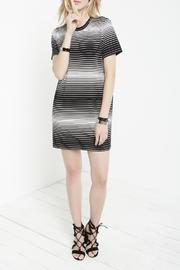 Fifteen Twenty Stripe T-Shirt Dress - Product Mini Image