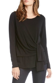 Fifteen Twenty Tie Side Sweater - Front cropped