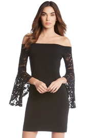 Fifteen Twenty Fifteentwenty Lace Dress - Product Mini Image
