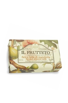 Nesti Dante Fig Almond Milk Bar Soap - Alternate List Image