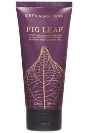 Beekman Fig Leaf Hand Cream 2.0oz - Product Mini Image