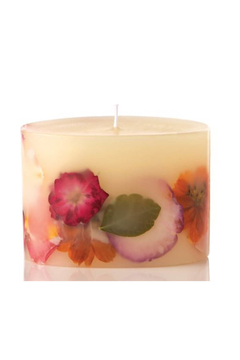 Rosy Rings Fig & Poppy -Petite Botanical Candle - Alternate List Image