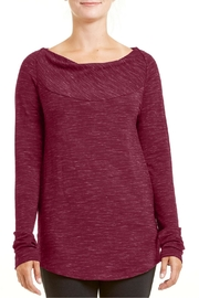 FIG Clothing Cam Top - Front cropped