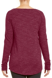 FIG Clothing Cam Top - Front full body
