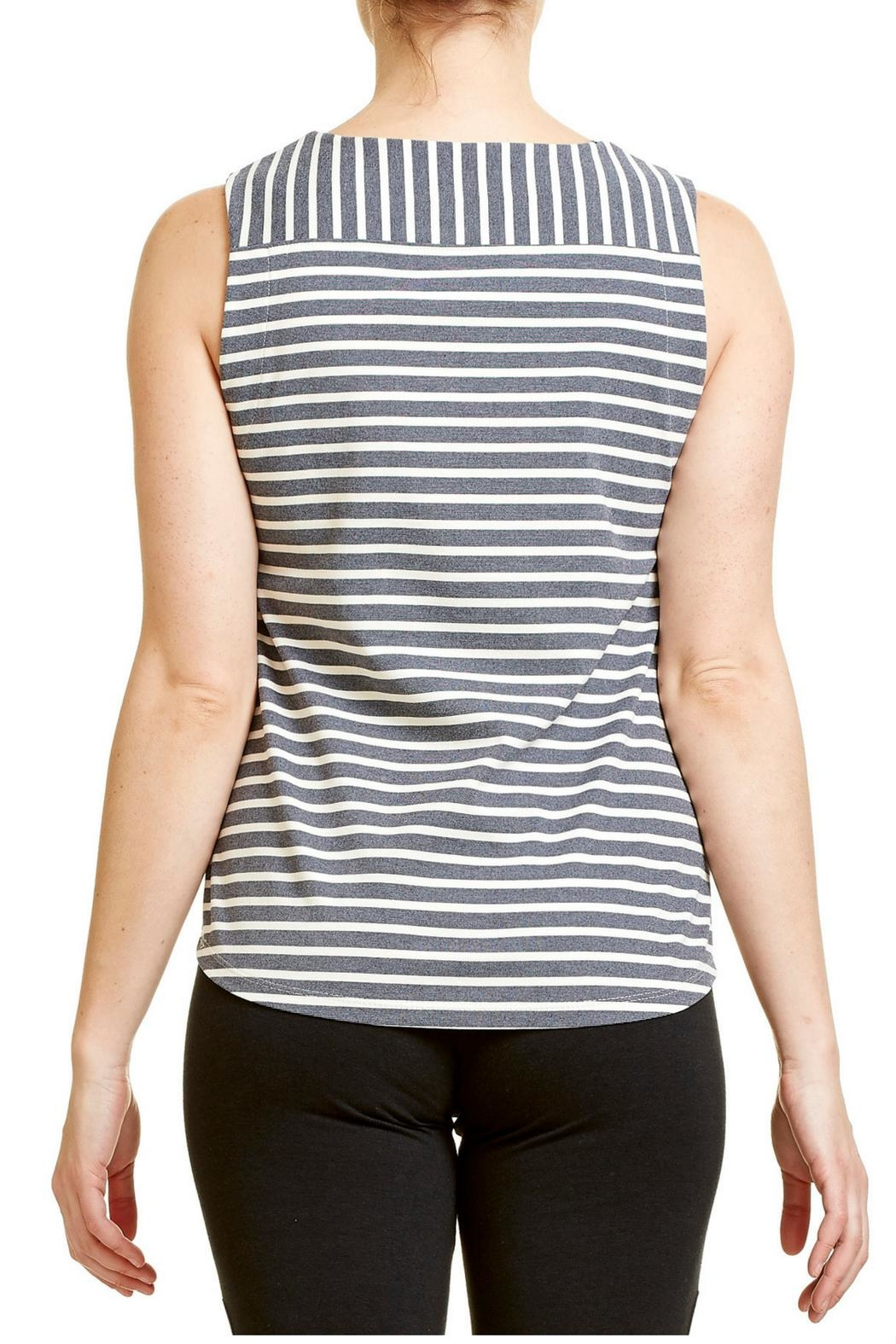 FIG Clothing Jax Top - Front Full Image