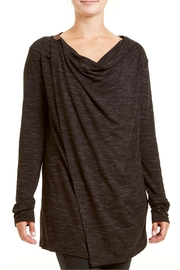 FIG Clothing Lat Cardigan - Front cropped