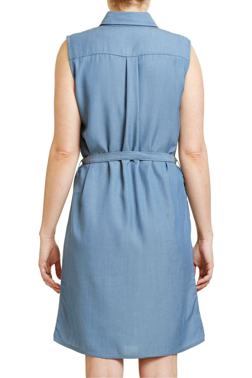 FIG Clothing Luc Dress - Front Full Image