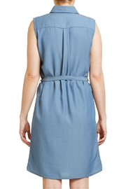 FIG Clothing Luc Dress - Front full body